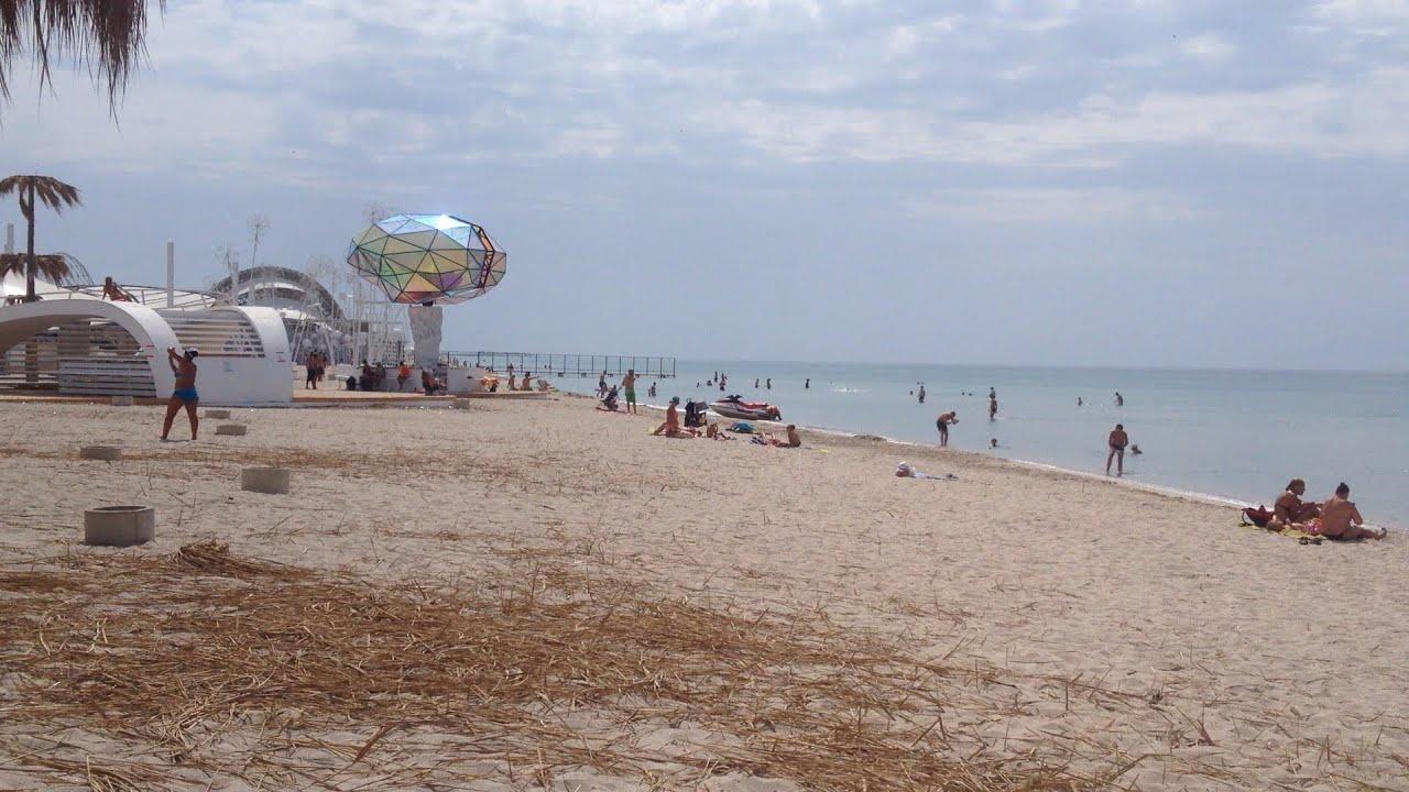 фото пляж поповка