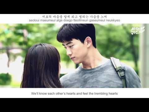 Kim So Hee & Song Yu Bin  Coincidence 우연한 일들 FMV Let's Fight Ghost OST Part 3 Eng Sub