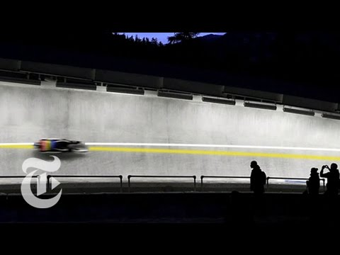 Inside the Action: Luge | The New York Times