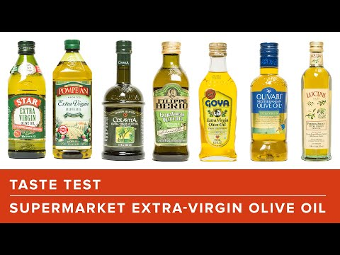 Our Taste Test of the Best Extra-Virgin Olive Oil at the Supermarket