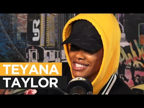 """Teyana Taylor Tells All about Boob Surgery and Says """"Kanye is Back"""" !!"""