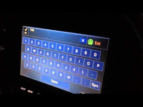 2014+ C7 Corvette Radio Unlock Video In Motion/Text Messaging etc.