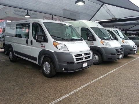 In Stock New 2014 Ram 1500 2500 ProMaster Cargo Van - TDY Sales 817-243-9840
