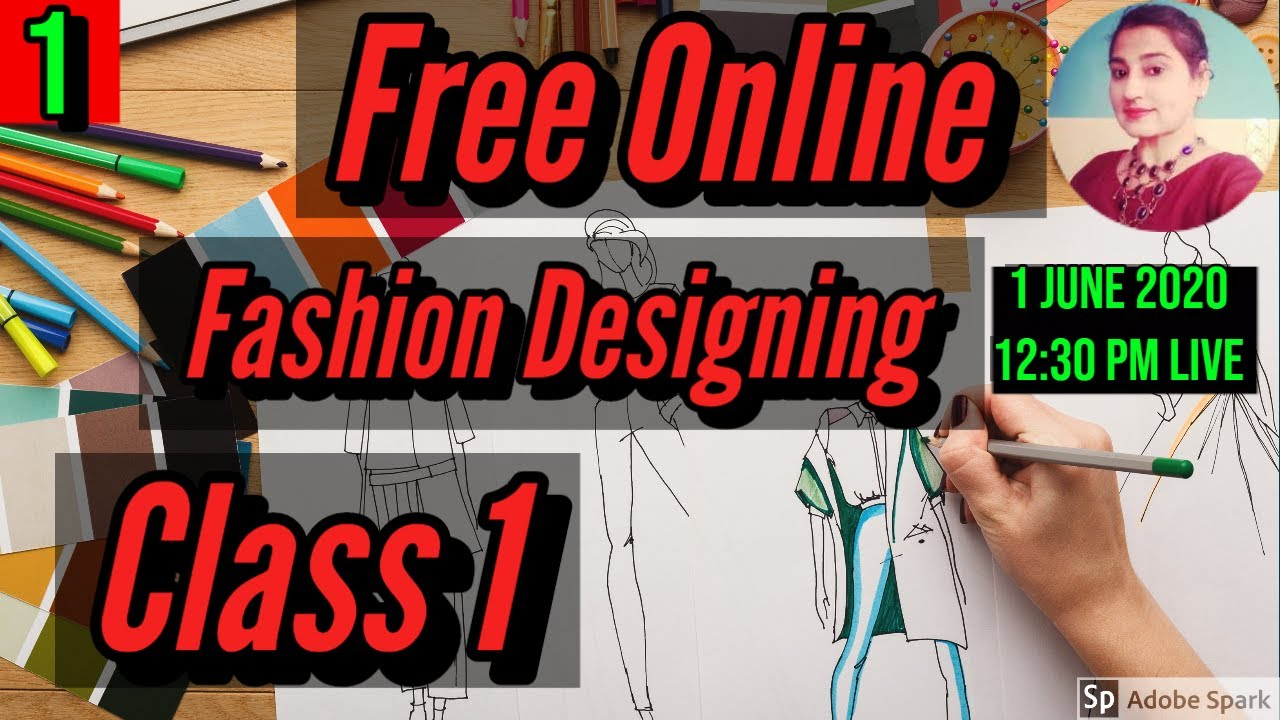 Free Online Fashion Designing Course Class 4 Facial Feature Illustration Nose Youtube