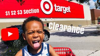 TARGET $1 SPOT | *Kids CLEARANCE Items*Come With Us!!