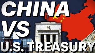 "China vs. the U.S. Treasury – Will China ""weaponize"" its U.S. debt holdings?"