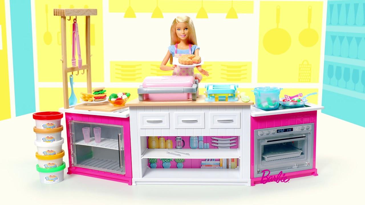 Barbie Cocina De Lujo Mabenir Sa Youtube