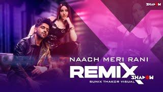 Download Naach Meri Rani x Drogba (Joanna) | DJ Shadow Dubai Mashup | Guru Randhawa | Nora Fatehi  | Afro B