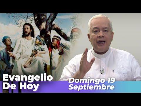 EVANGELIO  DE HOY, Domingo 19 De Septiembre De 2021 - Cosmovision