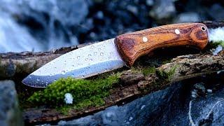 MAKING A FULLY CUSTOM KNIFE