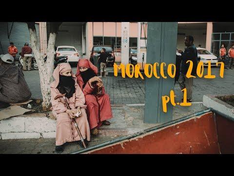 Morocco Vlog 2017 Pt 1: Casablanca & Marrakech