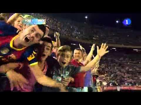 Supercopa 2011: Messi el protagonista