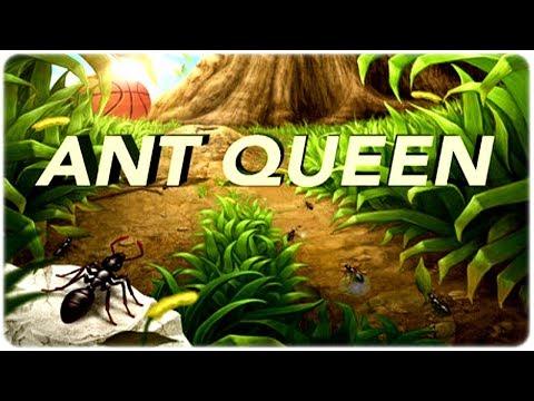 Ant Queen - CRIANDO UM FORMIGUEIRO REALISTA! 🐜 (PT-BR)