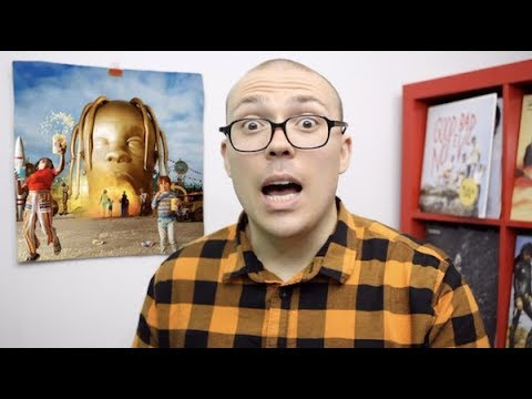 Travis Scott - Astroworld ALBUM REVIEW