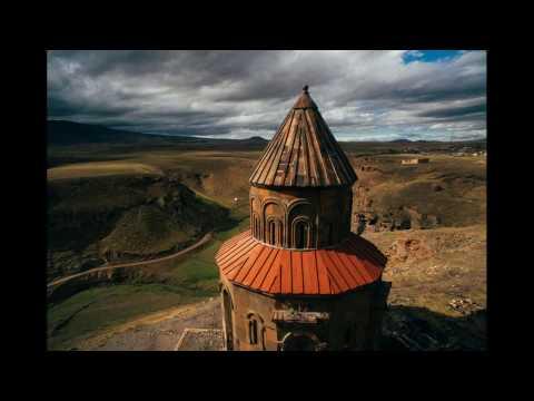 Руины армянского города Ани (церкви, соборы, крепости),  Անի, Ruins Of Ani (Turkey)