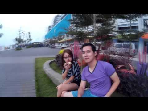 Oceanus Waterfront Mall, Kota Kinabalu, Sabah. (11.09.2015)