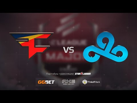 FaZe vs Cloud9, map 3 inferno, Grand Final, ELEAGUE Major Boston 2018