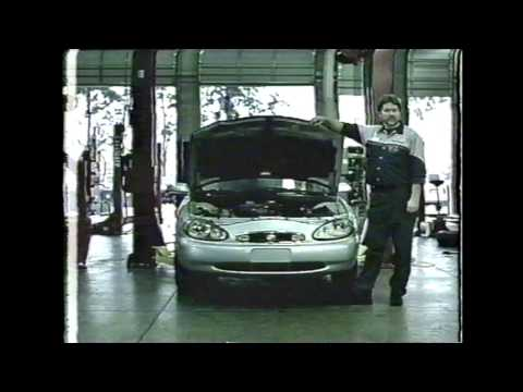 Ford Lincoln Mercury commercial (2002)