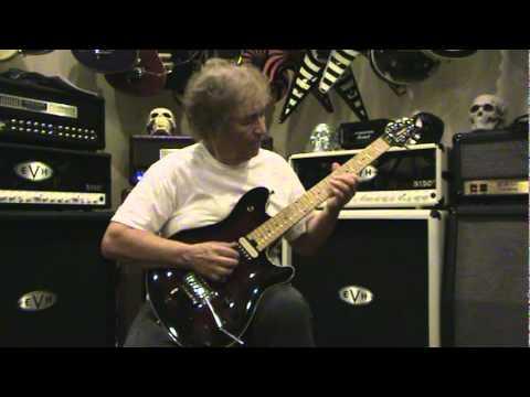 Lay down sally guitar