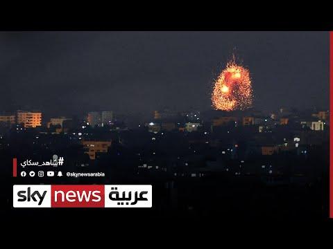 غارات إسرائيلية كثيفة تستهدف مباني في غزة  - نشر قبل 3 ساعة