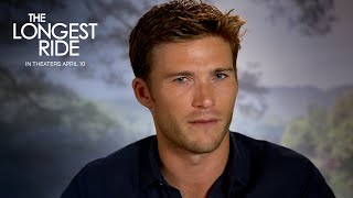 The Longest Ride | One Word Answers with Scott Eastwood & Britt Robertson [HD] | 20th Century FOX