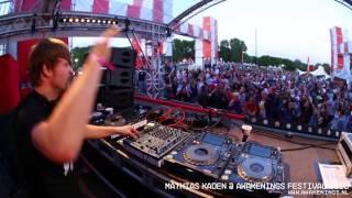 Mathias Kaden @ Awakenings Festival 2013