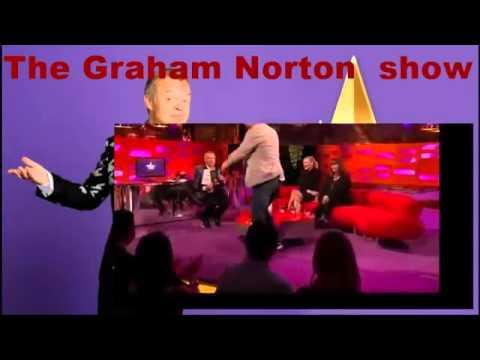 The Graham Norton Show with Kirsten Dunst, Bear Grylls, Conchita Wurst (русские субт