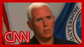 Pence: Outrage to call detention centers 'concentration camps'