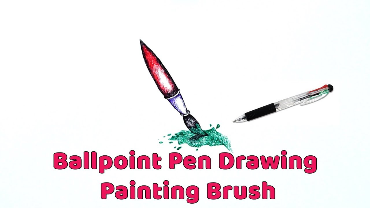 ballpoint pen drawing techniques pdf