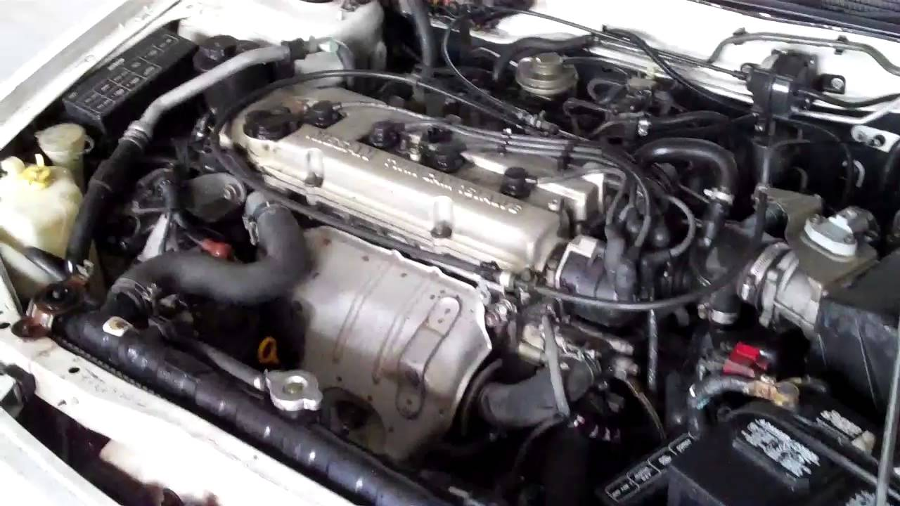 how to power wash an engine bay