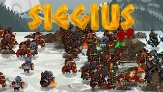Прохождение Siegius #4 [Концовка за римлян]