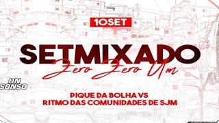 Baixar SETMIXADO TAMBOR BOLHA VS RITMO DAS COMUNIDADES DE SJM  [[ DJ ULISSES COUTINHO E DJ MILTINHO ]] aiii