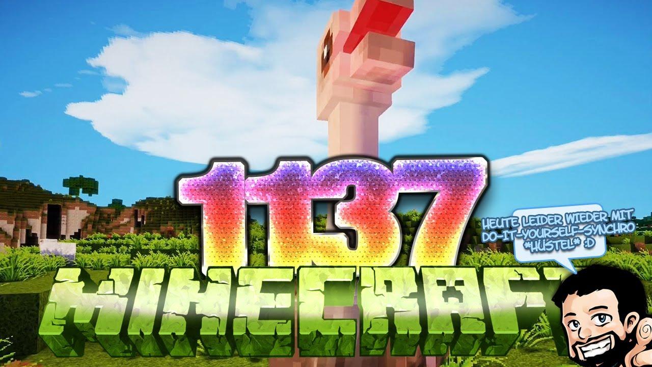 MINECRAFT HD Schnarchmulde Eierklau Lets Play - Minecraft hauser gronkh