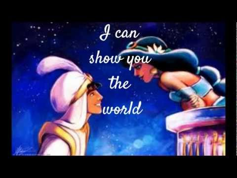 A Whole New World-Aladdin Theme Song.wmv