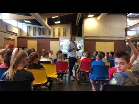 Vragen kinderen basisschool Schateiland Enschede