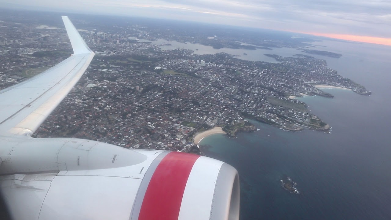 Download Virgin Australia Boeing 737 Takeoff - Sydney (VA 806)