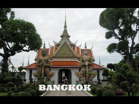 Viaje a Bangkok, Tailandia