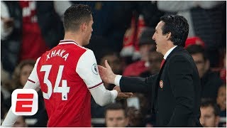 Should Unai Emery strip Granit Xhaka of his Arsenal captaincy? | Premier League