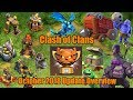 Clash of Clans Update: October 2018 CWL Overview