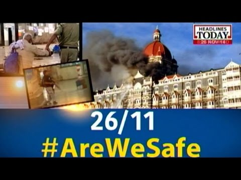 Never before seen National Security Guard footage from 26/11/08 fighting