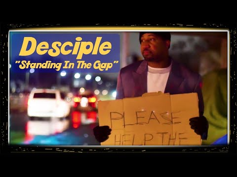 "Christian Rap | Desciple ""Standing In The Gap"" Music Video [Christian Music](Christian Hip Hop)"