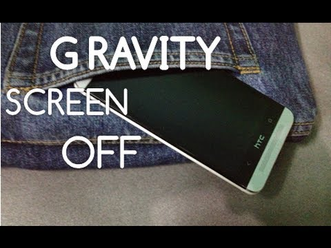 Gravity Screen Off - Must Have Android App 2013