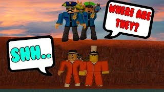 TRICKING THE COPS! (Roblox Jailbreak Roleplay)