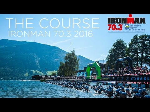 IRONMAN 70.3 Zell am See-Kaprun 2016 - THE COURSE