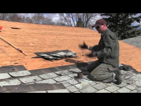 How To Remove Shingles