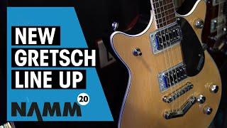Gretsch NAMM 2020 | New Lineup | Thomann