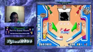 Pokemon Pinball - Ruby & Sapphire - lilwildwolf plays Pokemon Pinball - Ruby  and  Sapphire (GBA)MVC - Vizzed.com GamePlay - User video