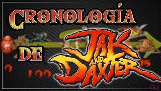 La Cronología y Línea Temporal de Jak & Daxter