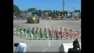 湘南高校 2011年 体育祭 仮装 63rdWHITE 「もしドラ」 もしドラ 検索動画 47