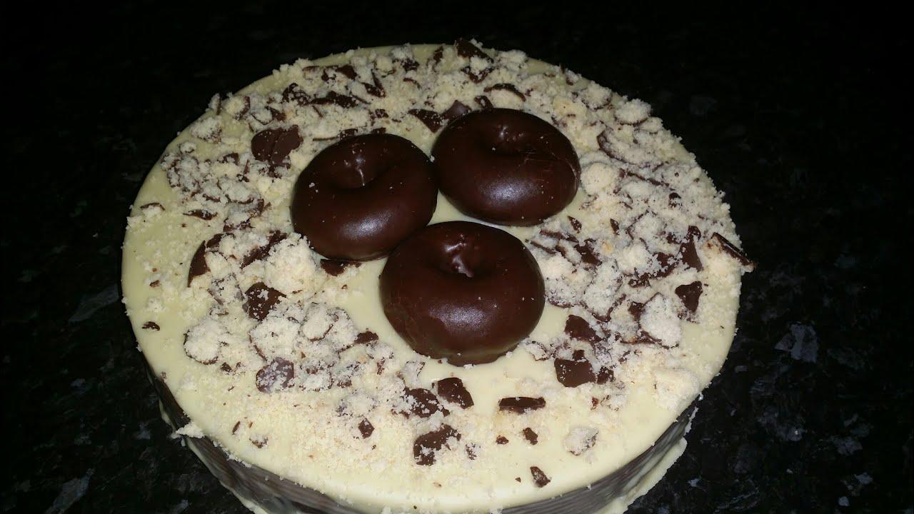 """Tarta de Donetes de """"En mi cocina"""""""